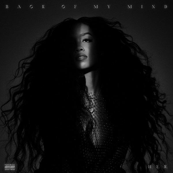 H.E.R. Back Of My Mind Album Lyrics Tracklist