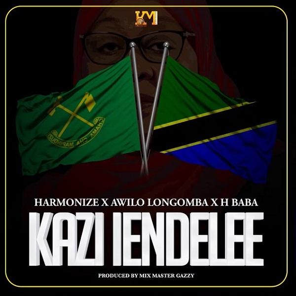 Harmonize Kazi Iendelee Lyrics