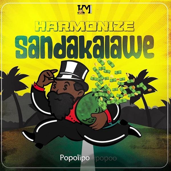 Harmonize Sandakalawe Lyrcis