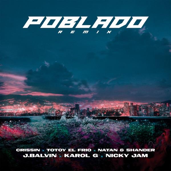 J Balvin KAROL G Nicky Jam Poblado Remix Lyrics