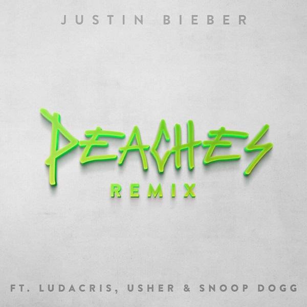 Justin Bieber Peaches Remix Lyrics