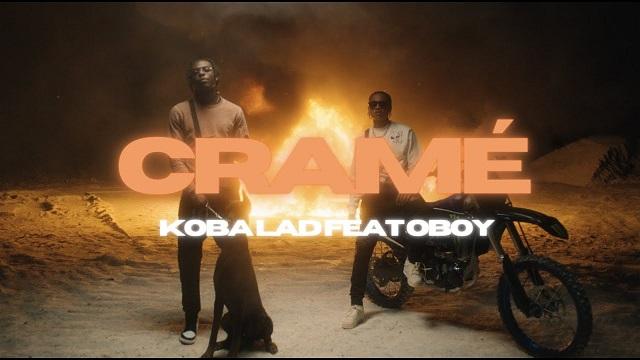 Koba LaD Crame Lyrics
