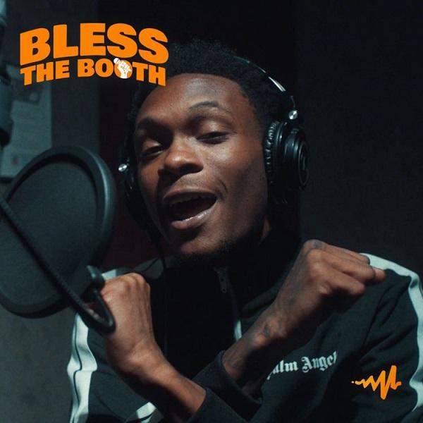 Lil Eazzyy Bless the Booth Freestyle Lyrics