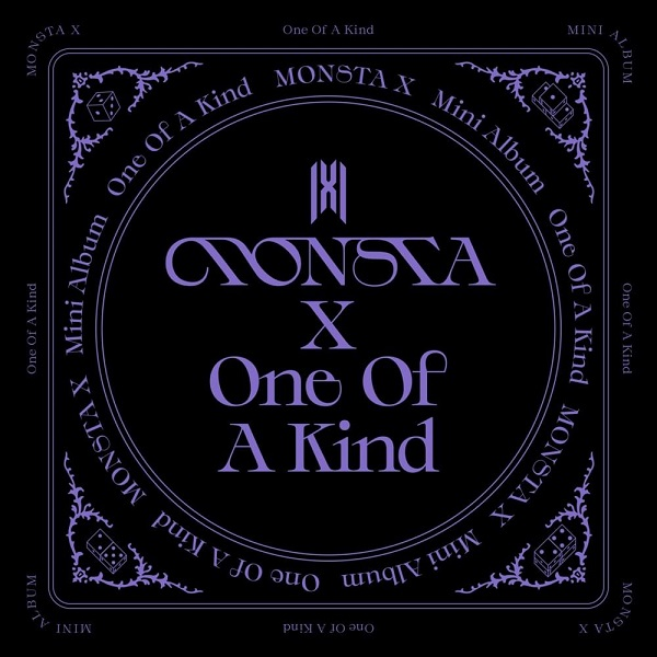 MONSTA X One Of A Kind EP Lyrics Tracklist