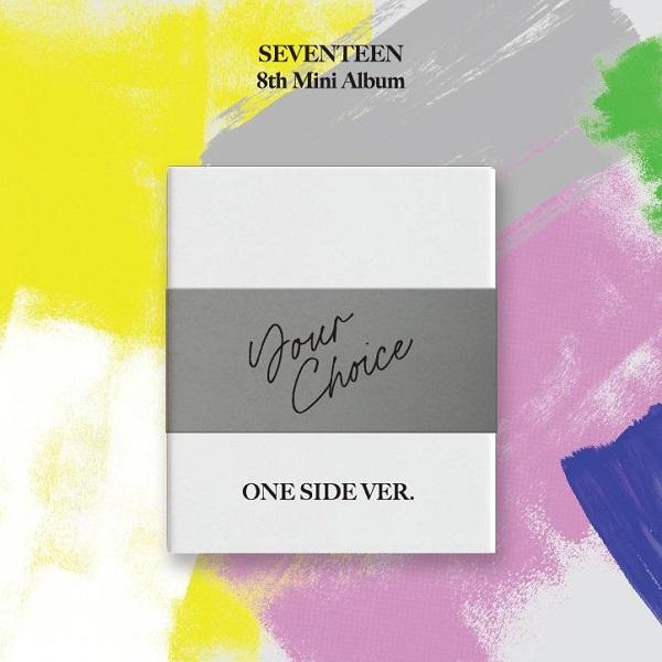 SEVENTEEN Your Choice Album Lyrics Tracklist