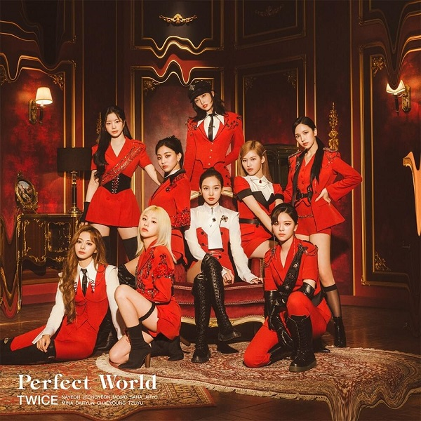 TWICE Perfect World Album Lyrics