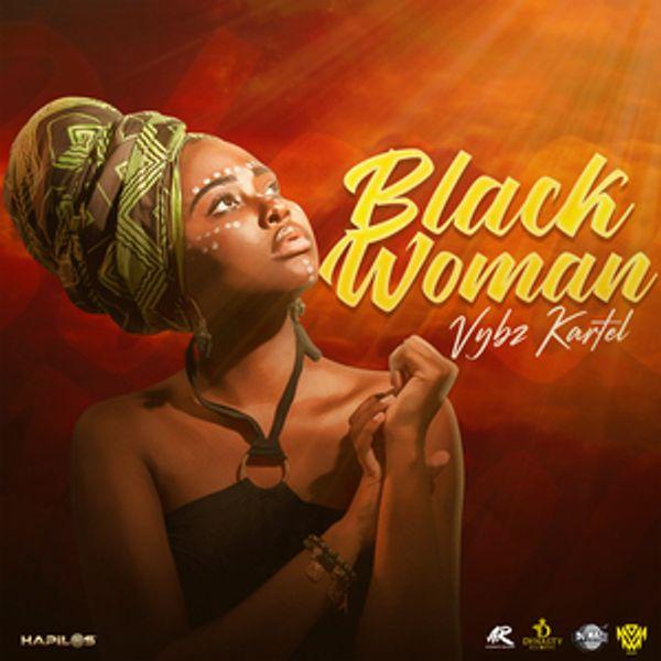Vybz Kartel Black Woman Lyrics
