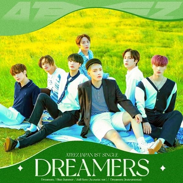 ATEEZ Dreamers EP Lyrics