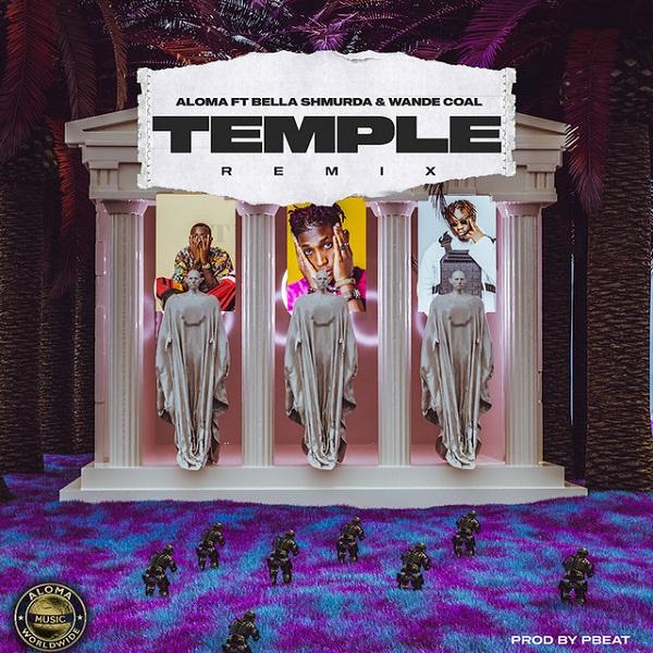 Aloma Temple Remix Lyrics