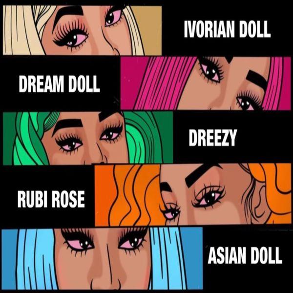 Asian Doll Nunnadet Shit Remix Lyrics