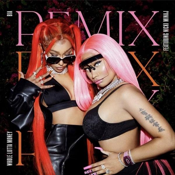 BIA WHOLE LOTTA MONEY Remix Lyrics