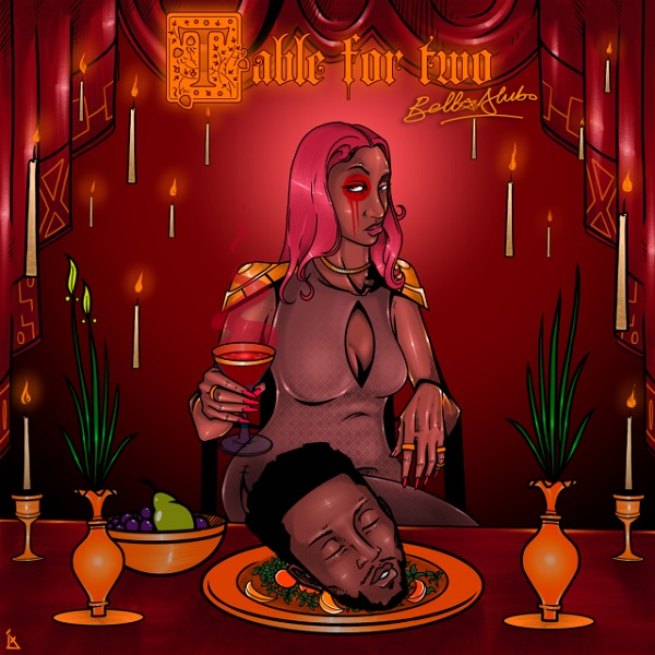 Bella Alubo Table for Two Lyrics