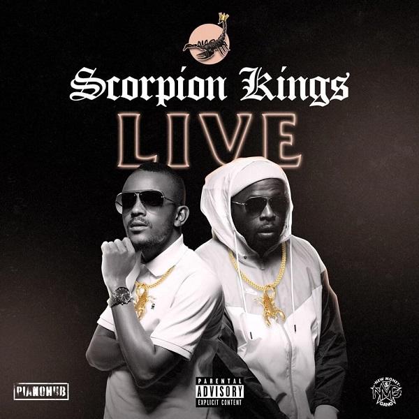 DJ Maphorisa Kabza De Small Scorpion Kings Album Lyrics
