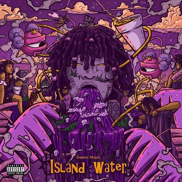 Gemini Major Island Water Album Lyrics