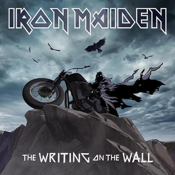 Iron Maiden The Writing On the Wall Lyrics