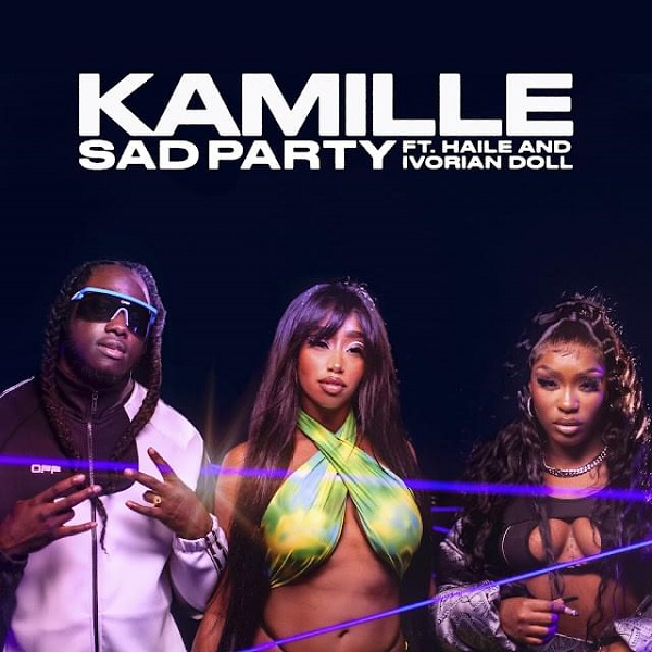 KAMILLE Sad Party Lyrics