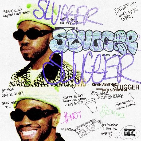 Kevin Abstract SLUGGER Lyrics