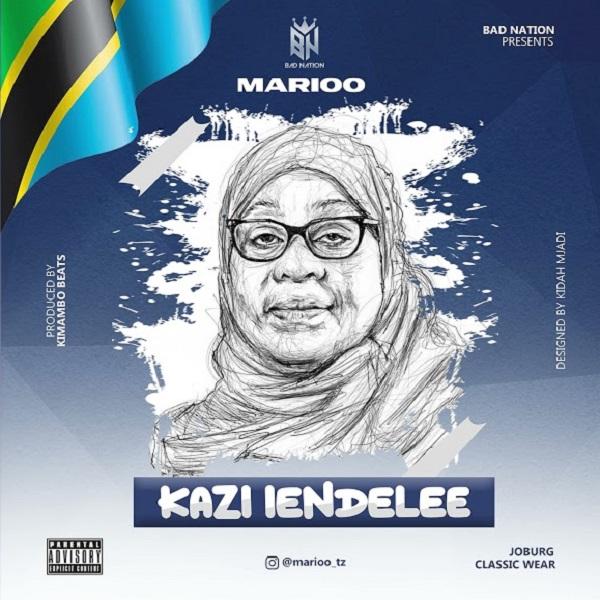 Marioo Kazi Iendelee Lyrics