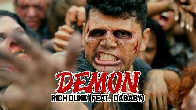 Rich Dunk Demon Lyrics
