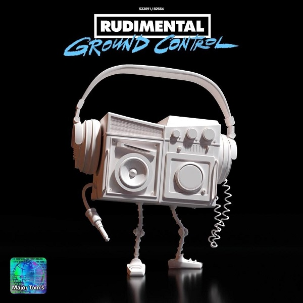 Rudimental Ground Control Album Lyrics