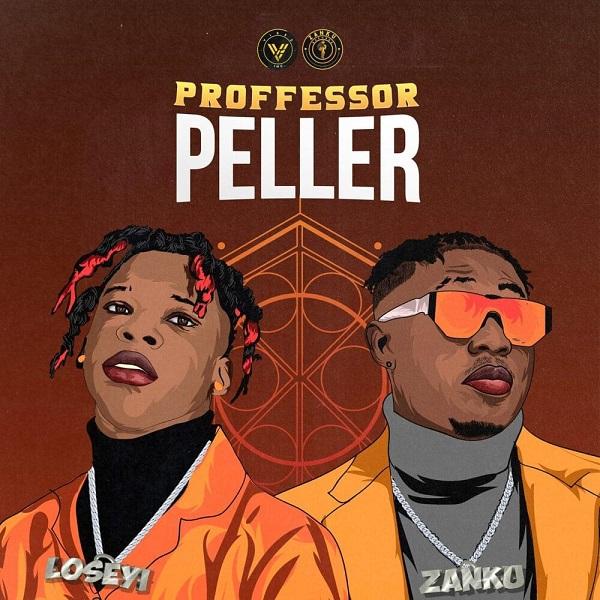 Seyi Vibez Professor Peller Lyrics
