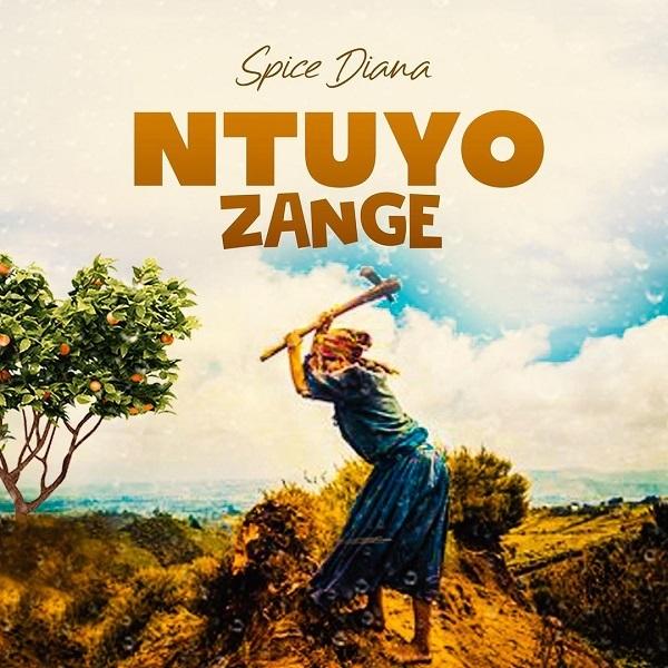 Spice Diana Ntuyo Zange Lyrics