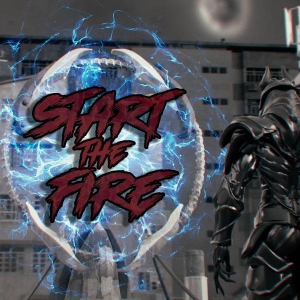 Twelve Foot Ninja Start the Fire Lyrics