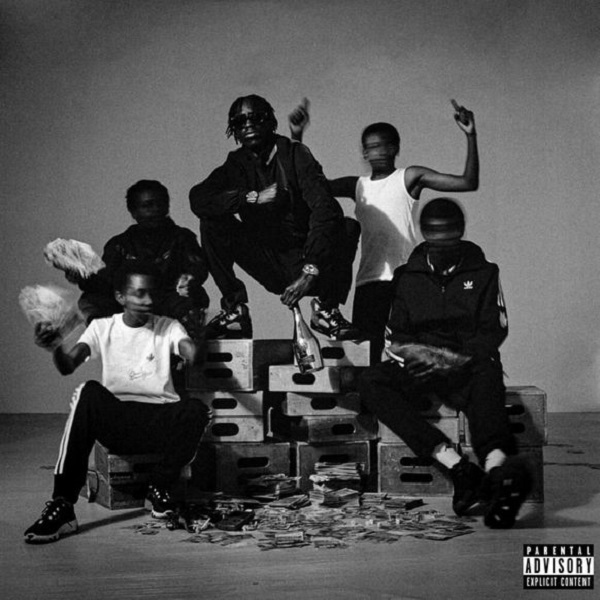 Unknown T ADOLESCENCE Album Lyrics Tracklist