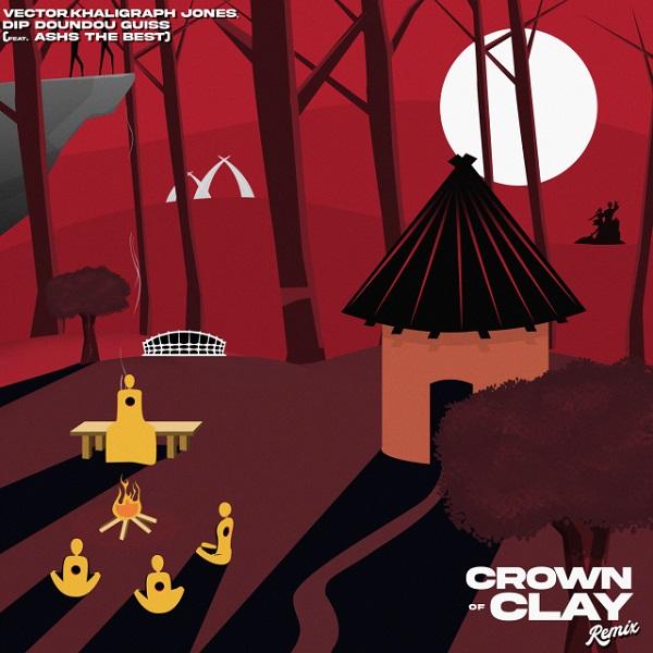 Vector Crown of Clay Remix Lyrics