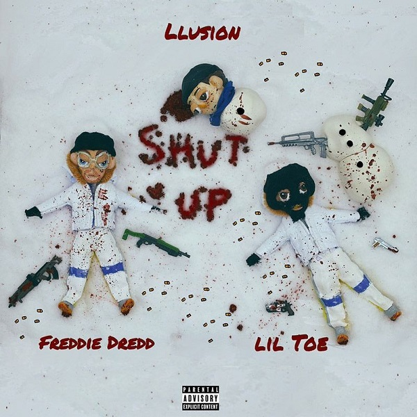 Llusion Shut Up Lyrics